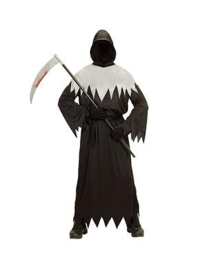 Mens Grim Reaper תלבושות