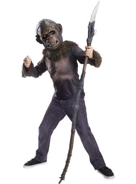 Подросток Коба Планета обезьян костюм комплект