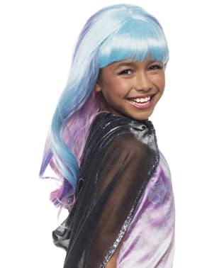 Peruka River Styxx Monster High dla dziewczynki