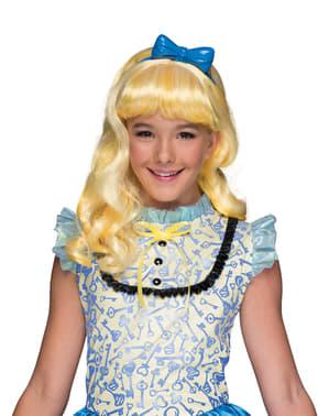 Blondie Lockes Perücke für Mädchen Ever After High