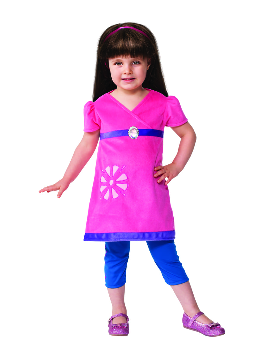 Girls Dora and Friends Costume. Express delivery | Funidelia
