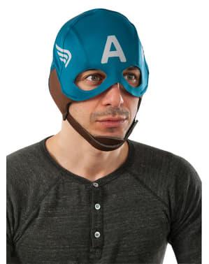 Masque retro Captain America : Le soldat de l'hiver homme