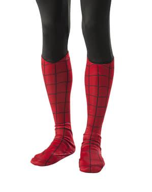 Den Utrolige Spiderman 2 Spiderman støvledekorasjon til voksne
