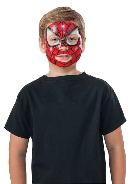 The Amazing Spiderman 2 Movie Face Tattoo for Kids