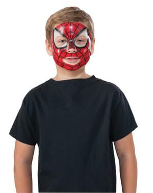 Kasvotatuoinnit lapsille, teemana The Amazing Spiderman 2-elokuva