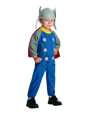 Thor Kostüm für Jungen Marvel