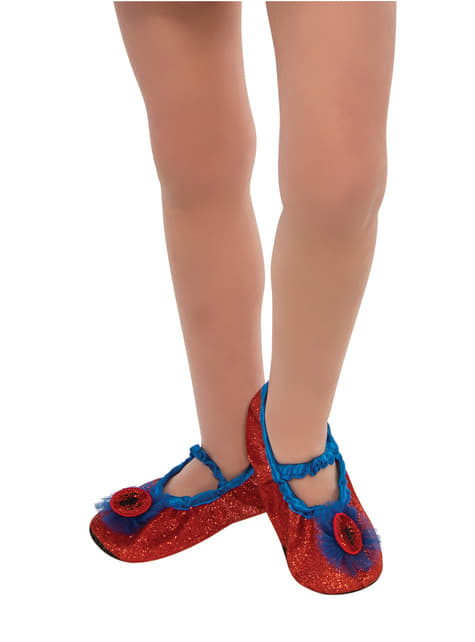 Marvel Spider Girl shoes for a girl