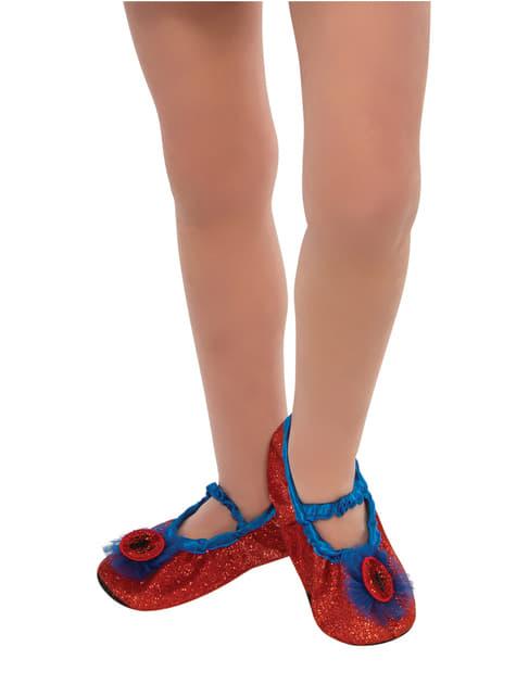 נעלי עכביש ילדה מארוול עבור ילדה