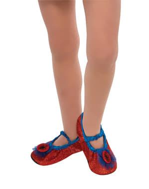 Sapatos de Spider Girl Marvel para menina