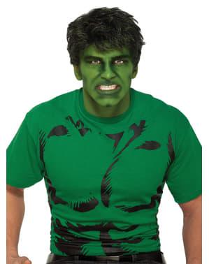 Peluca Hulk Marvel para adulto