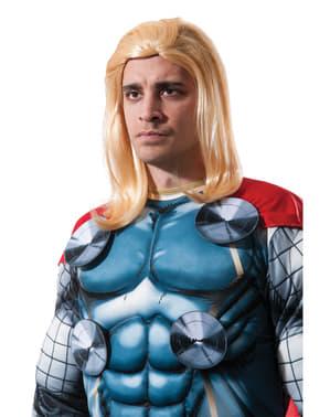 Peruca de Thor Marvel para adulto