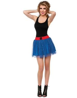 Dámská sukně Spidergirl (Marvel) klasická