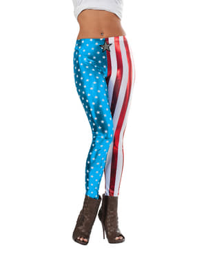 Marvel American Dream leggings for a woman