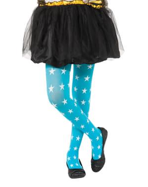 Captain America Marvel strømpebukser til piger