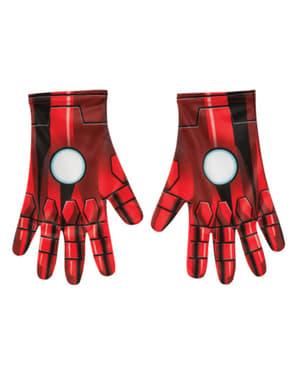 Luvas de Homem de Ferro Marvel para adulto