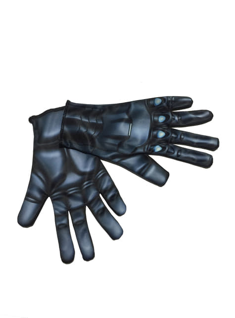 Avengers Age of Ultron Black Widow gloves for a girl