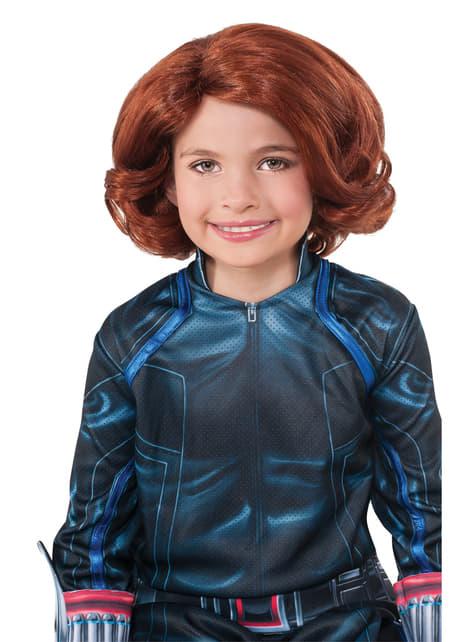 Οι εκδηκητές Ηλικία της Ultron Μαύρη περούκα χήρα για ένα κορίτσι