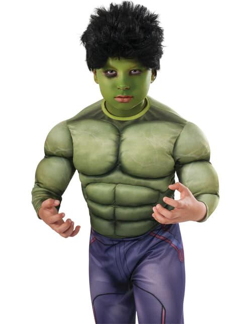 Мстители Age of Ultron Hulk парик для ребенка