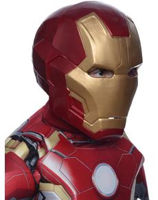 1659d43a901c6 Máscara de Homem de Ferro duas peças do filme Os Vingadores  A Era de Ultron