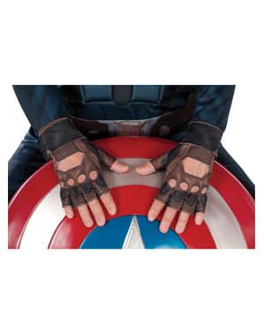 Captain America: The Return of the First Avenger Captain America handskar Barn