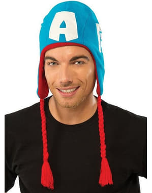 Chapeau Captain America Marvel adulte
