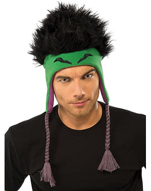 Sombrero Hulk Marvel para hombre