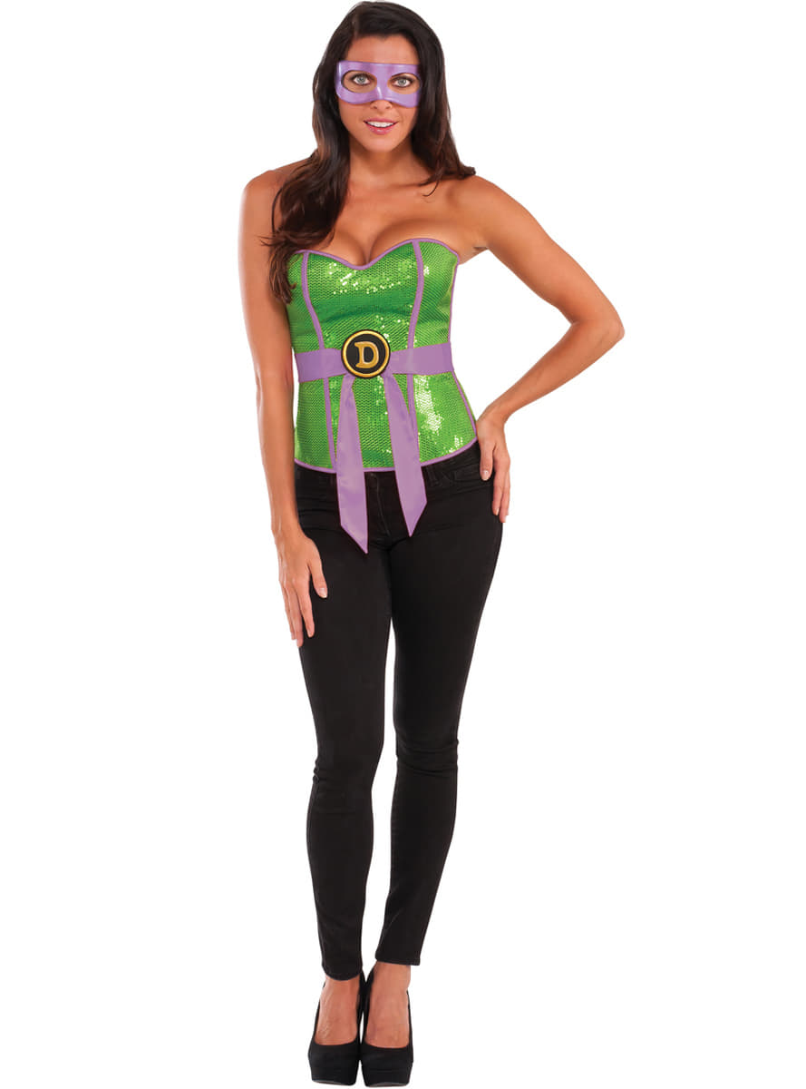 Teenage Mutant Ninja Turtles Donatello Womens Kit