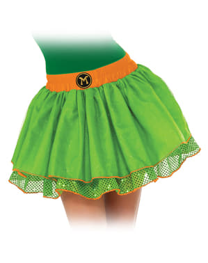Womens Michelangelo Teenage Mutant Ninja Turtles tutu