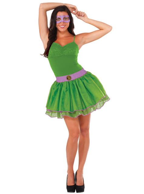Womens Donatello Teenage Mutant Ninja Turtles tutu
