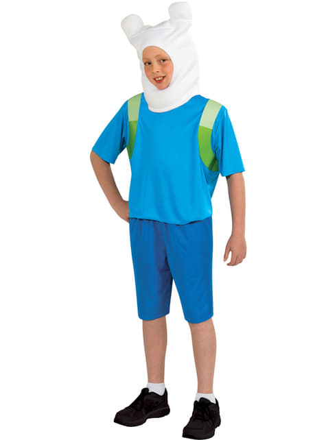 Dětský kostým Finn Čas na dobrodružství