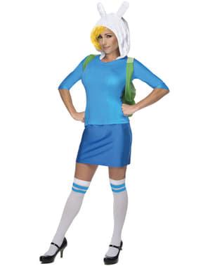 Fionna Kostüm für Damen Adventure Time
