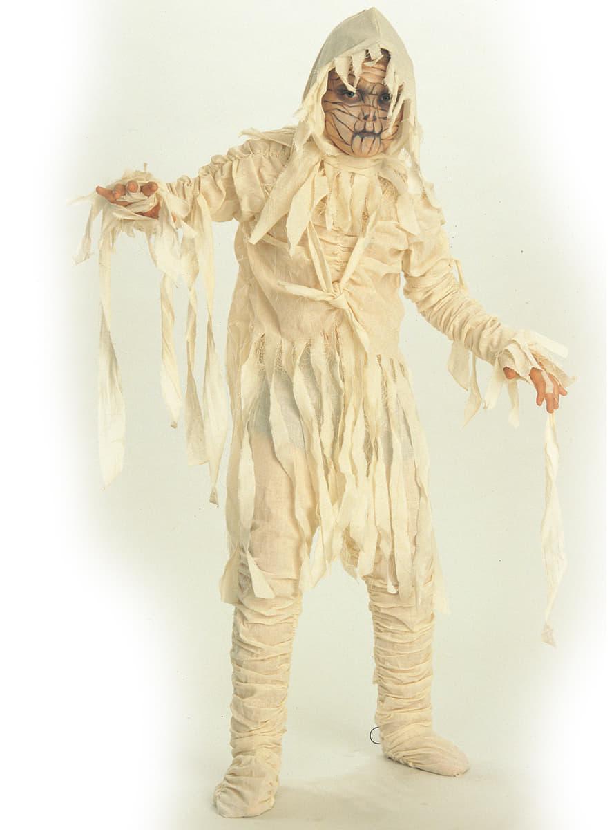 costume momie universal monsters gar on funidelia. Black Bedroom Furniture Sets. Home Design Ideas
