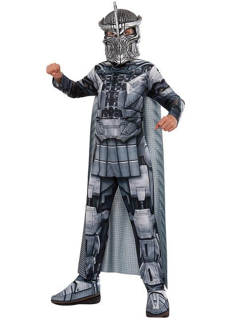 Disfraz de Shredder Las Tortugas Ninja para niño