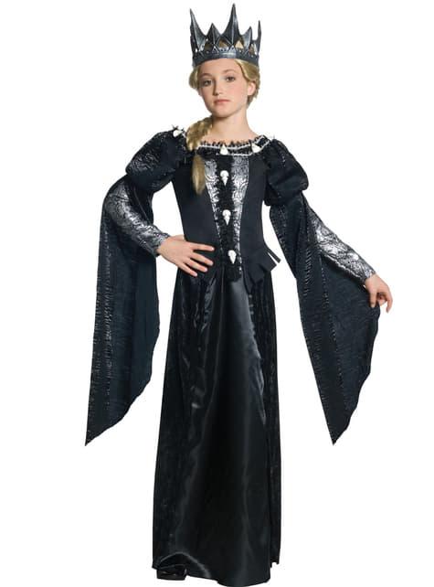 Γυναικείο Ρεβέννα Χιονάτη και το κοστούμι Huntsman