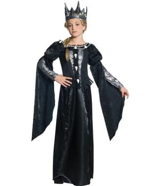 Costum Ravenna Albă ca Zăpada și Războinicul Vânător pentru adolescenți