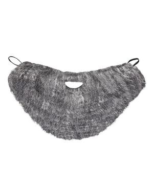 Сірий матрос бороду з вусами для людини