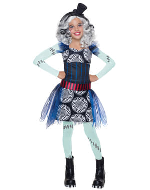 Costume Frankie Stein Monster High classic bambina