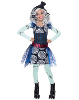 Fato de Frankie Stein Monster High classic para menina