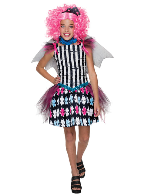 Costume Rochelle Goyle Monster High classic bambina