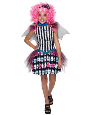 Rochelle Goyle Monster High Klassisk Kostyme for Jente