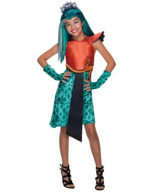 Costum Nefera din Nile Monster High classic pentru fată