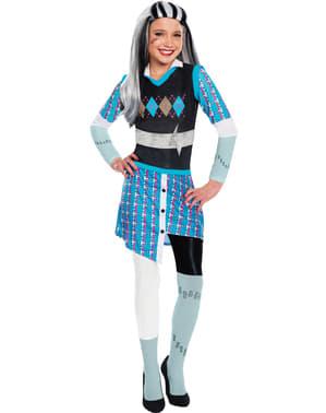 Disfraz de Frankie Stein Monster High Romance para niña