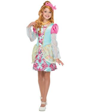 Costume Ashlynn Ella Ever After High classic bambina