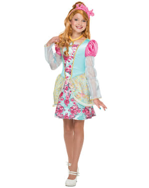 Disfraz de Ashlynn Ella Ever After High classic para niña