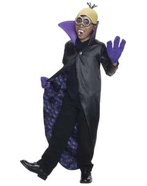 Lelaki Dracula Minions Costume