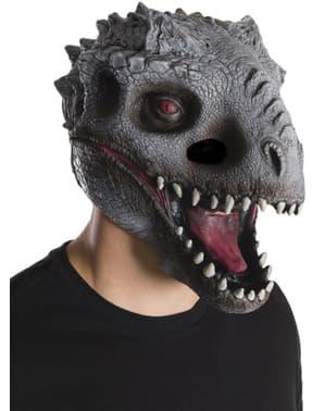 Maschera Indominus Rex Jurassic World adulto