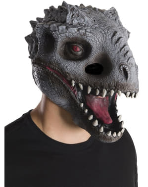 Masque Indominus Rex Jurassic World adulte