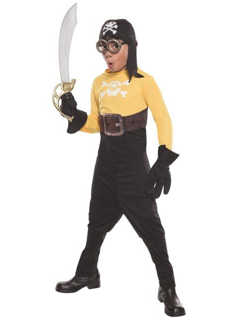 Boys Pirate Minions Costume