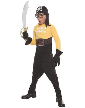 Fato de Minion Pirata para menino