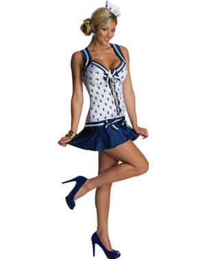 Matroos Playboy Kostuum Voor vrouw